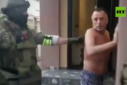 Представителя главы Чечни арестовали