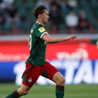 «Локомотив» объявил о переходе Миранчука в «Аталанту»
