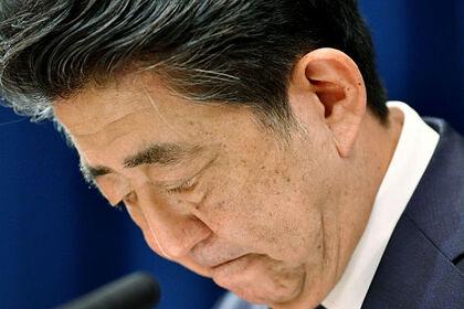 Ушедший вотставку премьер-министр Японии решил позвонить Путину
