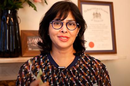 Dr Sabrina Shah