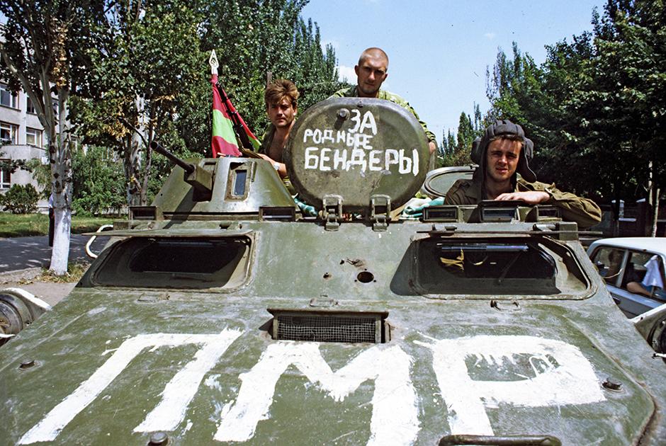 Защитники Бендер, 1 сентября 1991 года