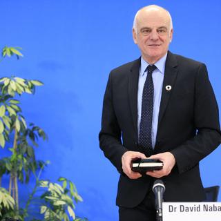 Дэвид Набарро