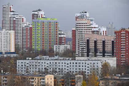 Названы самые популярные районы Москвы для покупки квартир в новостройках