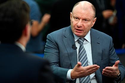Российские богачи потеряли миллиарды долларов