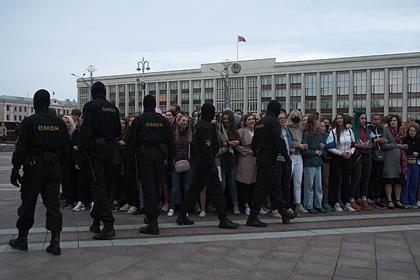 Тело пропавшего жителя Минска нашли около места столкновения с силовиками
