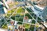 """<a href=""""https://www.dezeen.com/awards/2020/longlists/biblioteca-degli-alberi-library-of-trees-by-inside-outside-petra-blaisse/"""" target=""""_blank"""">«Библиотека деревьев»</a> (Biblioteca degli Alberi) в одном из районов итальянского Милана является чем-то средним между зоной отдыха горожан и ботаническим садом. Причудливая композиция включает в себя поля неправильной формы, изрезанные дорожками и лесные опушки. Такая планировка парка призвана сближать местных жителей, например, для совместных занятий спортом. Впрочем, для любителей спокойствия здесь тоже найдется место — создатели «Библиотеки деревьев» называют ее оазисом созерцания."""