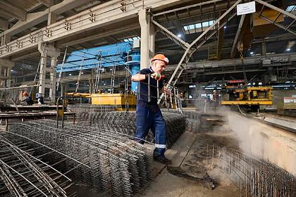 Крупнейший завод железобетона в Кузбассе повысит производительность труда