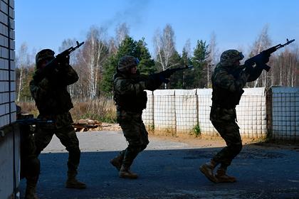 Белоруссия проведет с Россией военные учения «Славянское братство»
