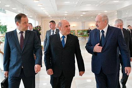 Россия и Белоруссия договорились по оплате нефти и газа