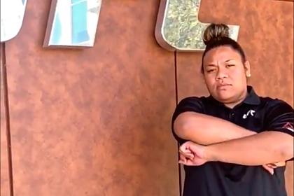 Девушка-охранник жестко остановила вора и получила работу в UFC