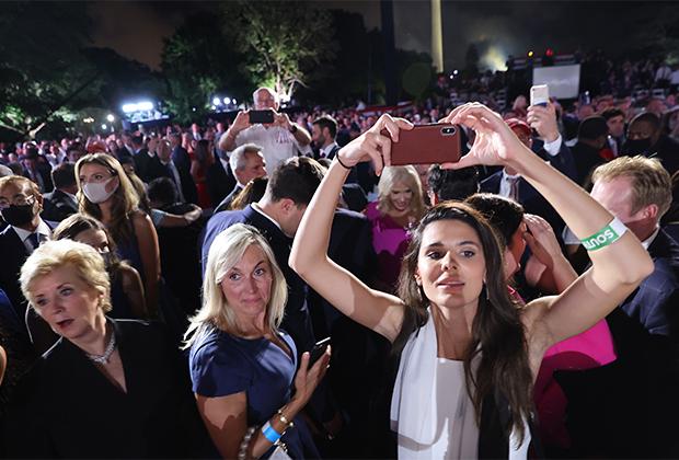 Республиканский съезд. 27 августа 2020 года