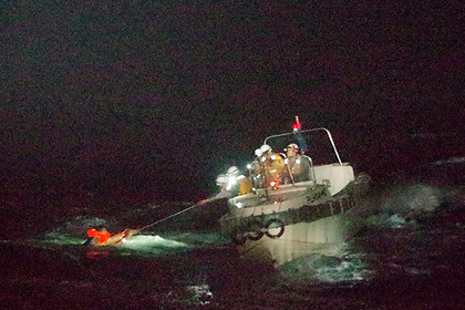 Судно с 42 моряками и тысячами коров затонуло недалеко от Японии