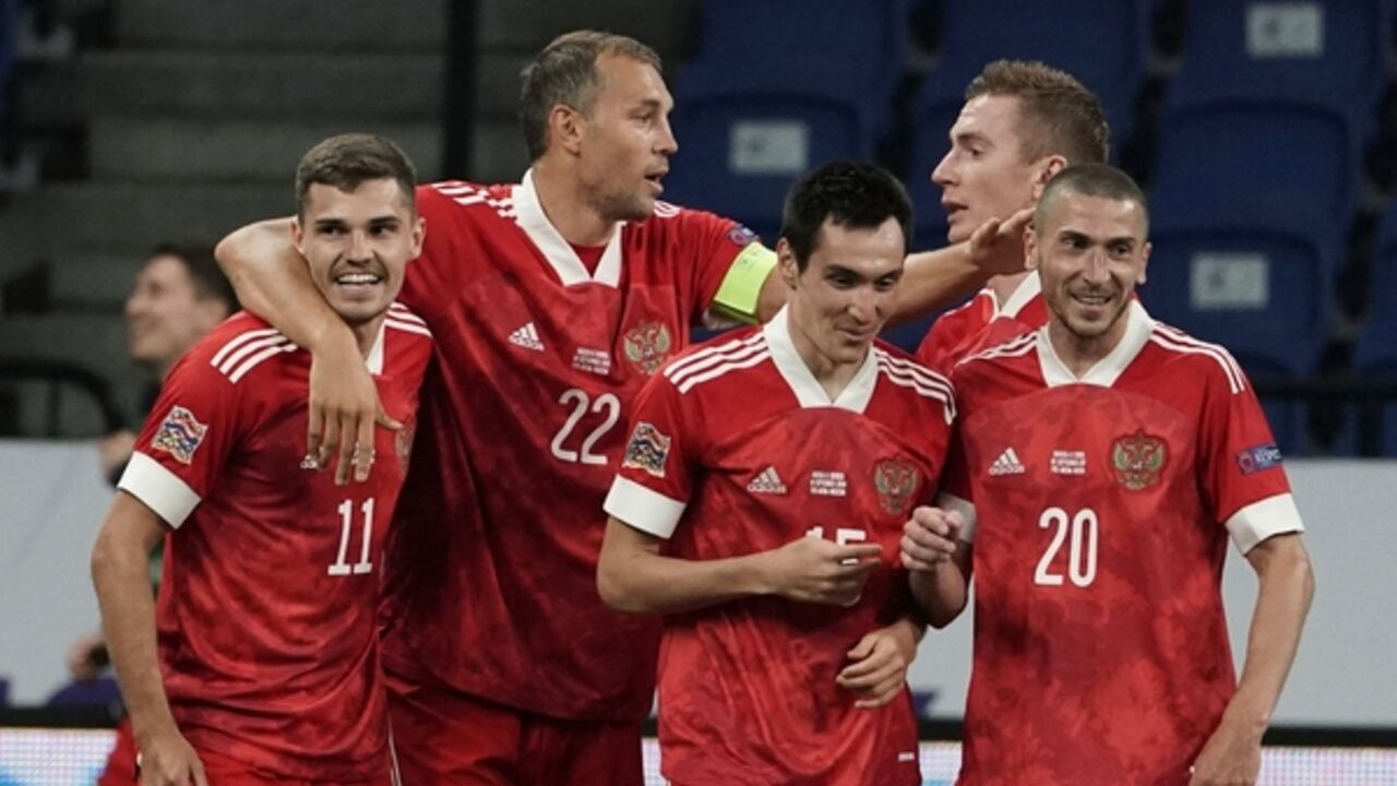 Nazvan Startovyj Sostav Sbornoj Rossii Na Match S Vengriej Futbol Sport Lenta Ru