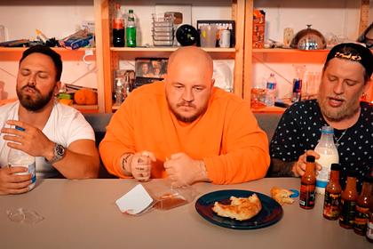 Блогеры попробовали самый острый соус и сняли себя на видео