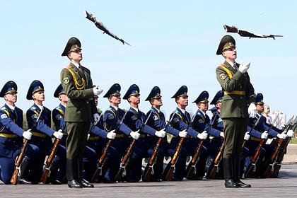 Минобороны Белоруссии заявило о призыве военнослужащих из запаса