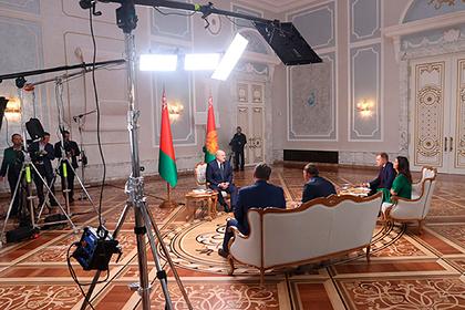 Лукашенко открестился от планов выдать Украине «вагнеровцев»