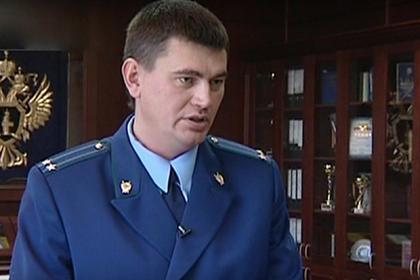 Российский экс-прокурор получил срок за взятку от экс-гаишника