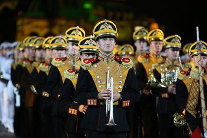 На Сахалине стартовал фестиваль военных оркестров