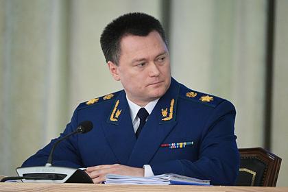 Генпрокурор России обнародовал детали операции против бойцов ЧВК в Белоруссии