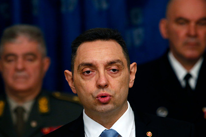 Сербия отказалась от «Славянского братства» после «страшного давления» Евросоюза