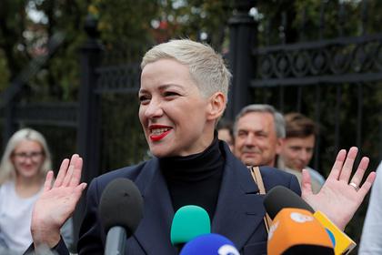 Стало известно обугрозах Колесниковой вМВД Белоруссии