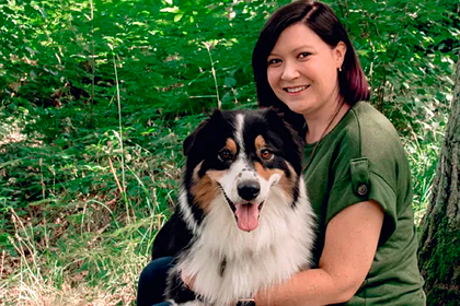 Домашний пес спас страдающую от таинственной болезни хозяйку