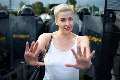 Колесникова рассказала обугрозах силовиков вывезти ееиз Белоруссии «по частям»