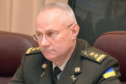 Главнокомандующий украинской армии заразился коронавирусом