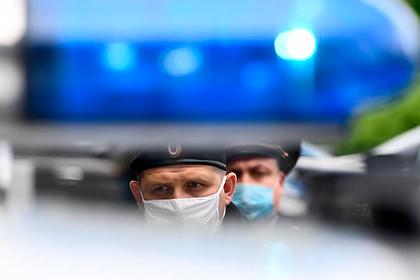 В Москве пьяный водитель покончил ссобой после проверки ГИБДД