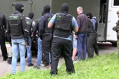 Раскрыты подробности провокации позадержанию бойцов ЧВК вМинске