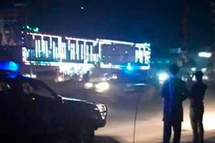 Взрыв прогремел на свадьбе в Афганистане