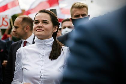Тихановская призвала всех белорусов вступать в Координационный совет оппозиции