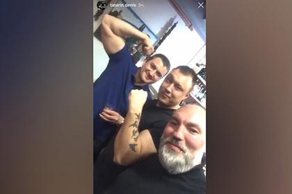 Участник банкета слозунгами «Жизнь ворам!» восстановился наслужбе вМВД России