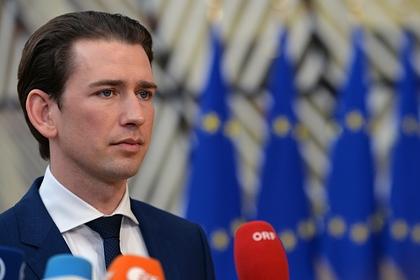 Канцлер Австрии объявил оначале 2-ой волны пандемии вгосударстве
