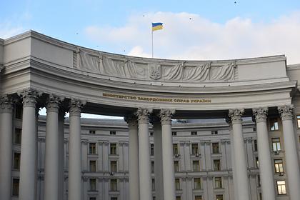 Украина выразила «решительный протест» всвязи свыборами вКрыму