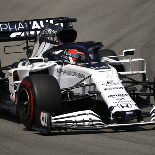 Квят занял седьмое место на Гран-при Тосканы