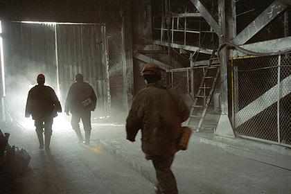 В обрушившейся российской шахте погибли два человека