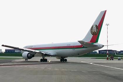 Лукашенко вылетел вРоссию напереговоры сПутиным