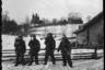 Вооруженные немецкие солдаты на Украине, 1941 год.