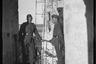Немецкие солдаты на колокольне православной церкви. Украина, 1941 год.