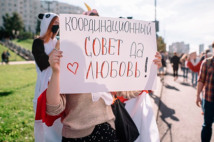 Белорусская оппозиция обратилась кРоссии