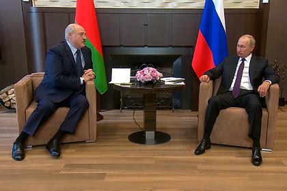 Лукашенко призвал неповторять ошибок Великой Отечественной войны