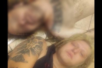 Жена российского музыканта сделала селфи с супругом сразу после его смерти