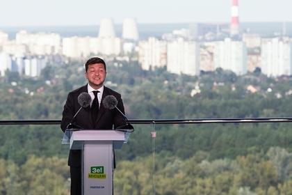 Зеленский рассказал о гуманитарной катастрофе в ДНР и ЛНР