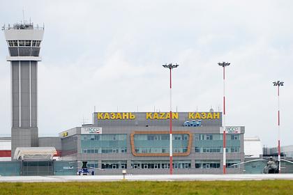Российский самолет подал сигнал тревоги в воздухе