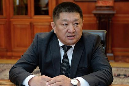В Киргизии задержали бывшего министра здравоохранения