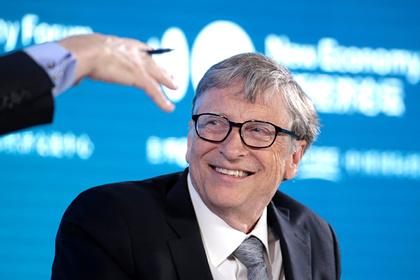 Фонд Билла Гейтса заявил об отброшенном на 20 лет в развитии мире