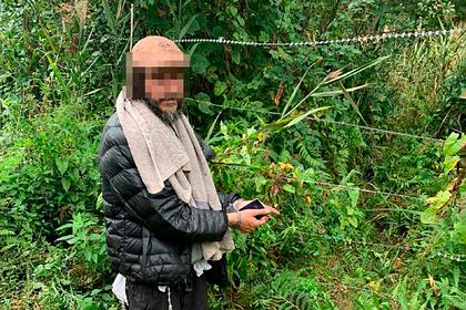 Украинские пограничники задержали на болоте паломника-хасида
