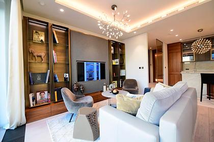 В Москве рекордно выросли продажи квартир с отделкой