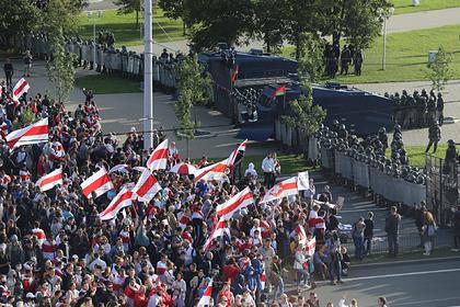 Подсчитан причиненный Минску протестами ущерб